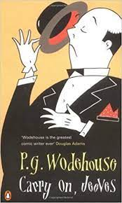 Carry On Jeeves book cover