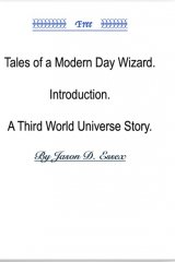 Tales of a Modern Day Wizard. Introduction. book cover