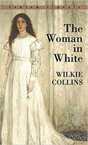 The Woman in White book cover
