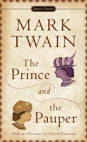 The Prince and the Pauper book cover