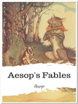 Aesop's Fables book cover