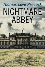 Nightmare Abbey book cover